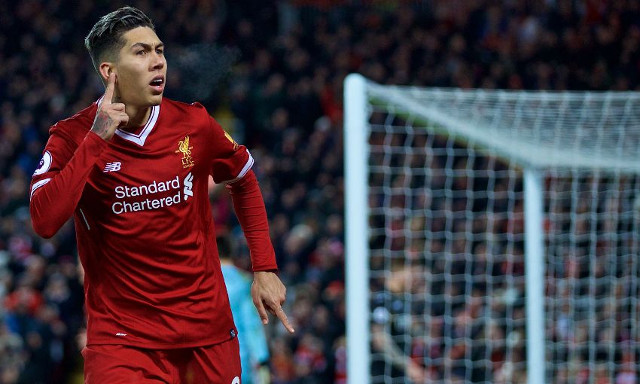 (Video) Bonkers Bobby Firmino celebration v Swansea goes viral