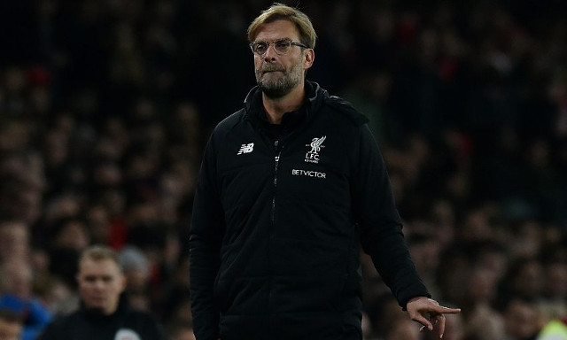 Klopp apologises for 'strange' bottle celebration v Arsenal