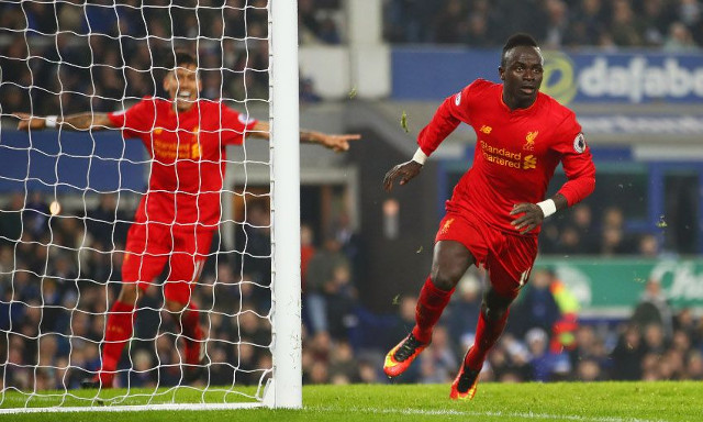 Sadio Mane targeting another Robbie Fowler record on Sunday