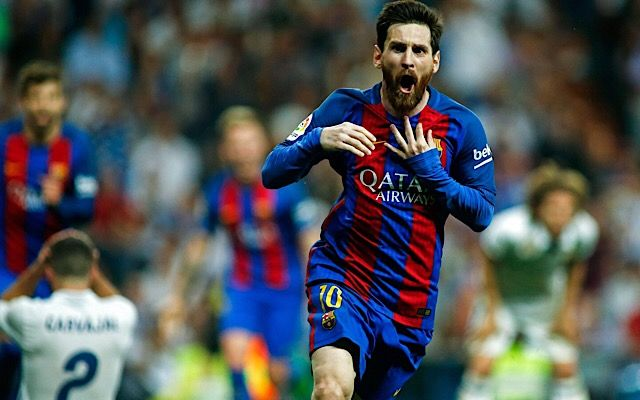 Barca bemoan Messi's Liverpool failings…
