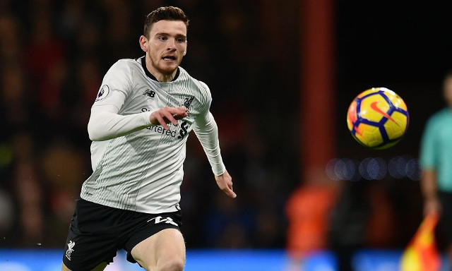 'He had to learn' – Klopp delighted by Robertson progression