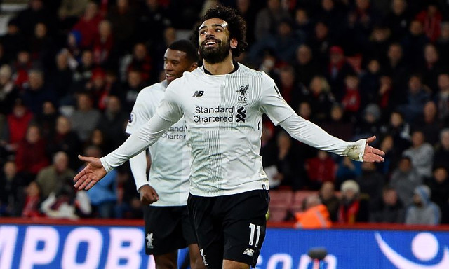 Klopp not satisfied with Salah's stunning goal-scoring form