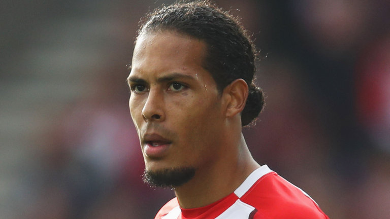 Carragher reacts superbly to £75m Van Dijk transfer