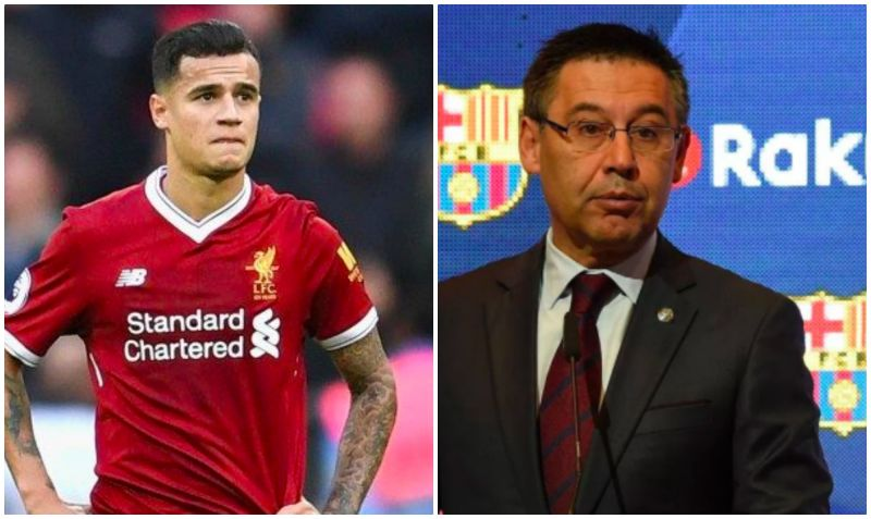 Barca pipeline Coutinho's debut date despite submitting no bid