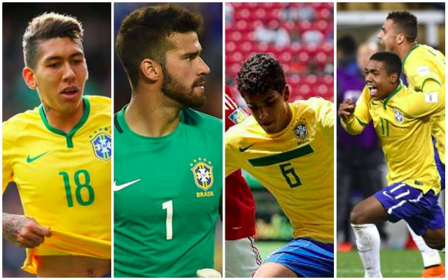 LFC could have 4 Brazilians in starting XI by 2018/19 with £110m spend – Reports