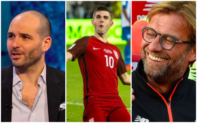 Honigstein explains exciting Bundesliga Liverpool transfer news on Podcast