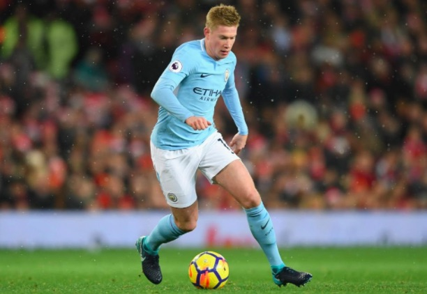 LFC fans show class as very bad De Bruyne injury news breaks