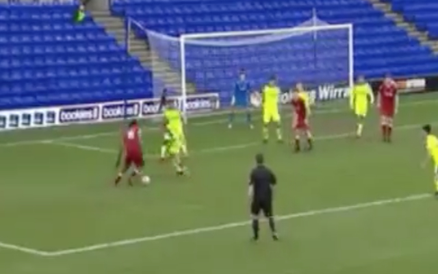 Video: Ovie Ejaria magical solo goal seals dramatic LFC U23s win