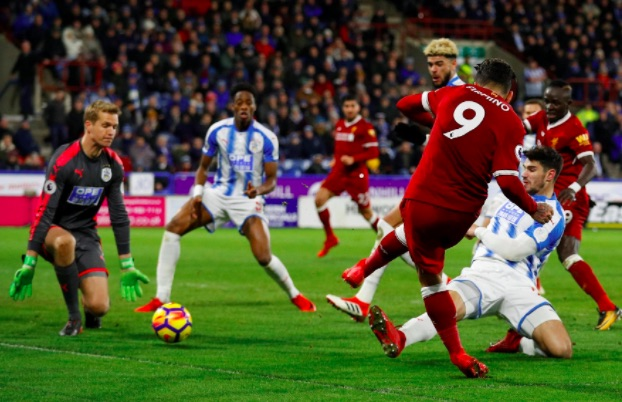 Insane stat proves LFC's win over Huddersfield was one of most dominant ever