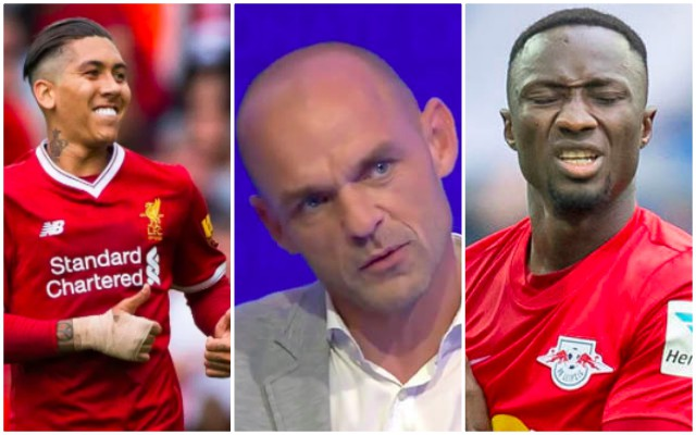 Danny Murphy's opinion on Keita & Firmino is Complete Garbage