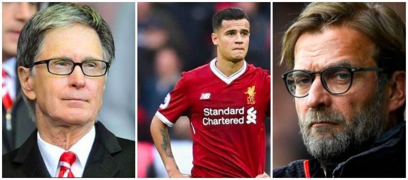 What's really happening with Klopp, Coutinho & FSG – Joyce
