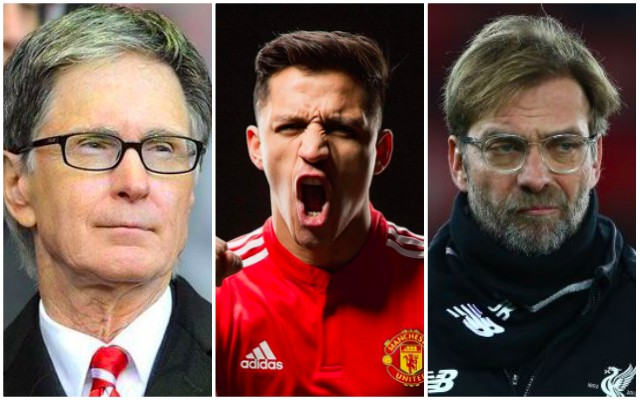 LFC turned down chance to buy Sanchez for two reasons…