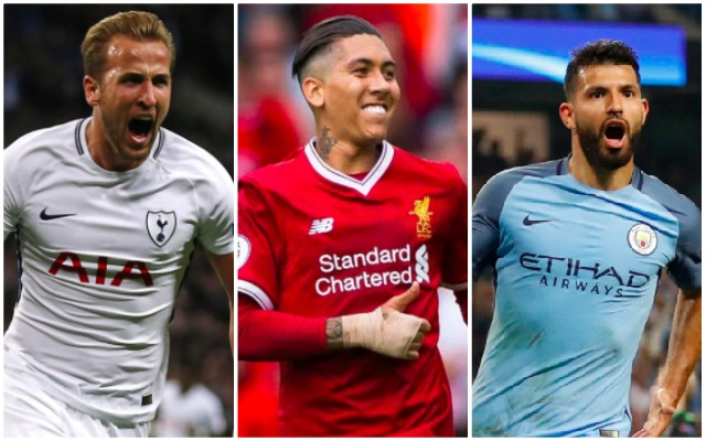 Roberto Firmino is more clinical than Harry Kane and Sergio Aguero