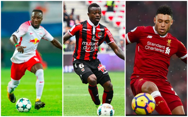 LFC linked with £35m 'No.6' who could compliment Keita & Ox