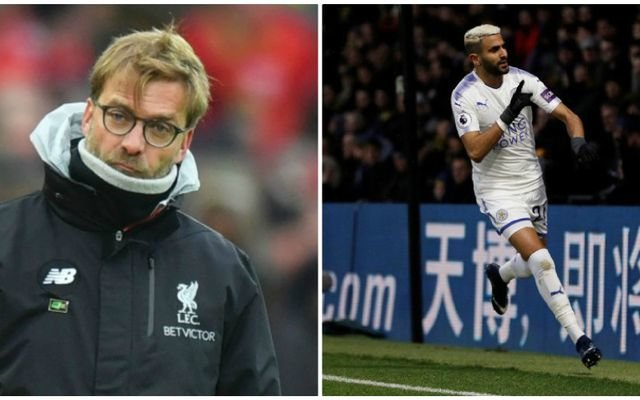 LFC the reason Riyad Mahrez couldn't transfer in January – Echo
