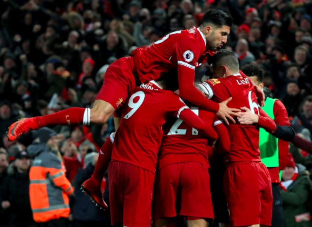 Liverpool's Brilliant Player Ratings From Epic 4-3 Win; Robertson, Firmino brilliant