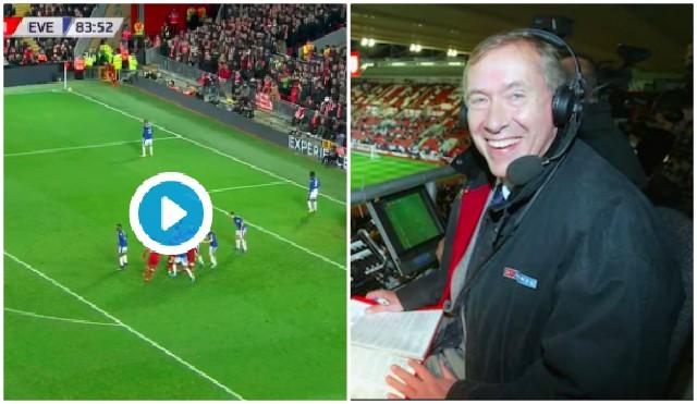 Martin Tyler's commentary for Van Dijk winner proves he hates Liverpool