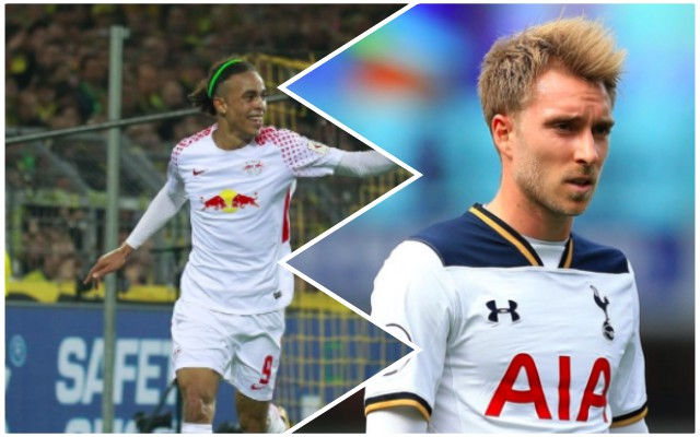 LFC fans will love what RB Leipzig ace says about Christian Eriksen…