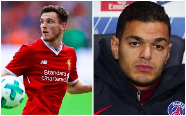 What PSG star said about LFC's Robertson in 2015 is crazy…