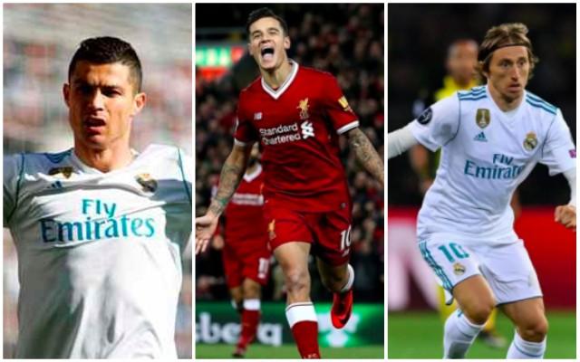 Ronaldo scoffs at Barca's Coutinho deal