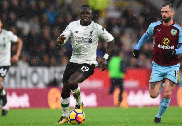 Watch Sadio Mane left-foot thunder-goal – Senegalese makes up for Fab Four absence