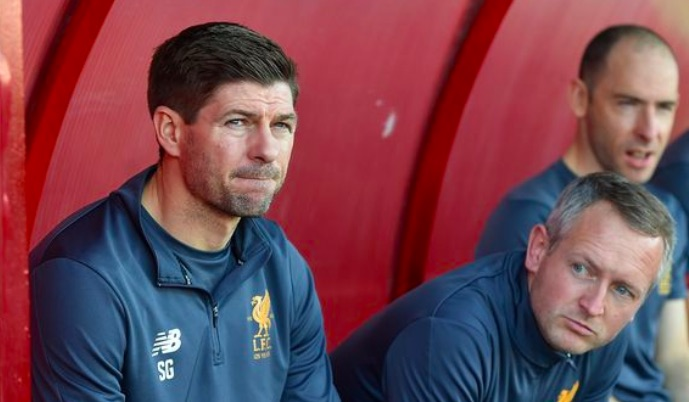 Bookies suspend betting on Steven Gerrard's new job