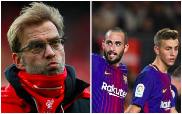 Barcelona ace's agent in England discussing terms with LFC – Report