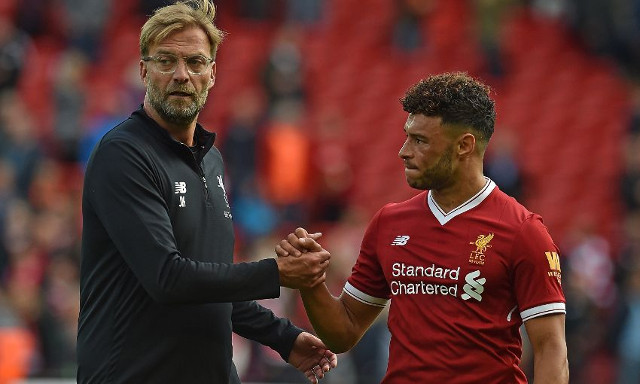 Klopp's latest comments on Oxlade-Chamberlain are amazing