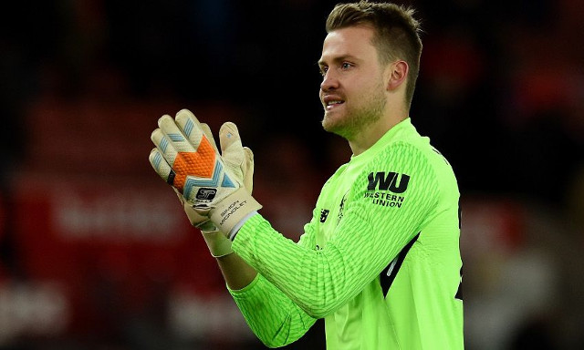 Simon Mignolet could reunite with ex-Liverpool teammate in January transfer