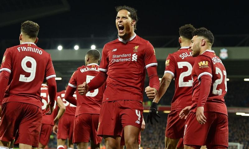 Klopp: Good defending not because of Van Dijk