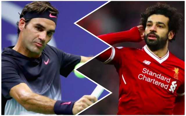Mo Salah brilliantly compared to Roger Federer by ex-Basel president