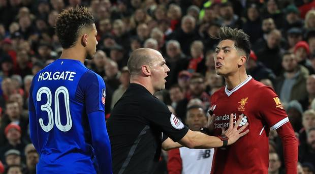 FA remove line confirming Firmino's innocence; Bobby naturally angry
