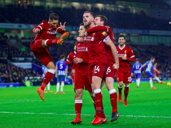 Liverpool Team v Porto announced: Henderson back, Karius starts