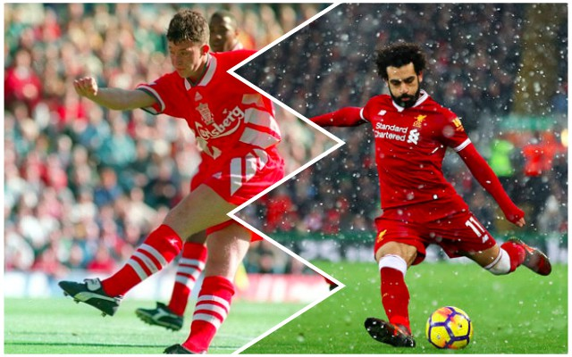 Salah equalled a 23-year-old PL record yesterday…