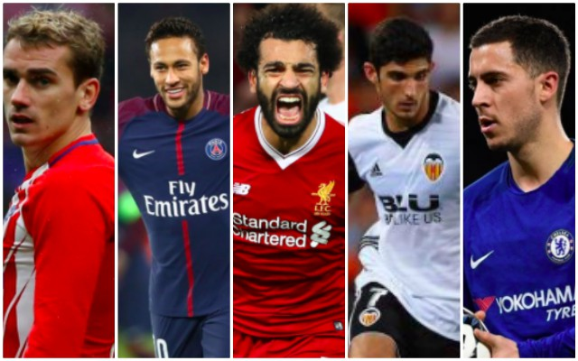 Why the players on Real Madrid's summer shortlist along with Mo Salah benefit Liverpool…