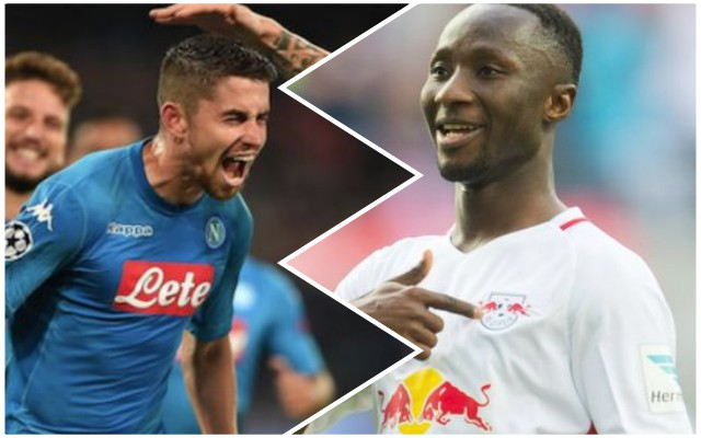 Great news: Napoli name affordable Jorginho price-tag