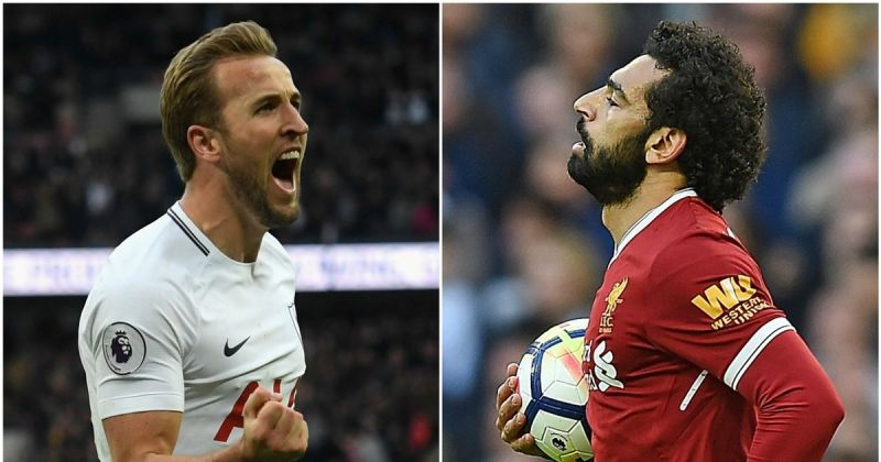Mo Salah and LFC players taking the p*ss out of Kane on Twitter following announcement