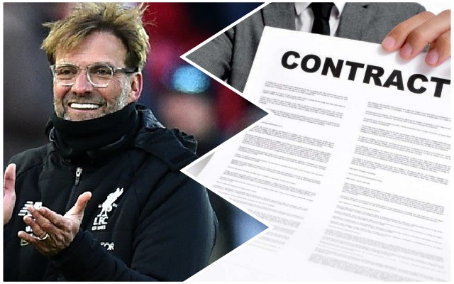 Klopp makes Liverpool contract promise to FSG & fans