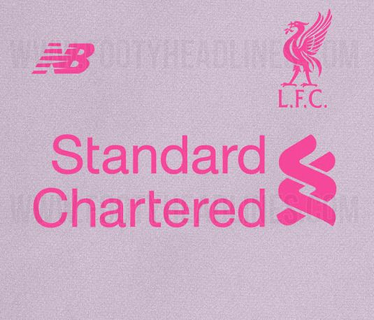 (Image) LFC's new violet kit has giant emblem on the belly