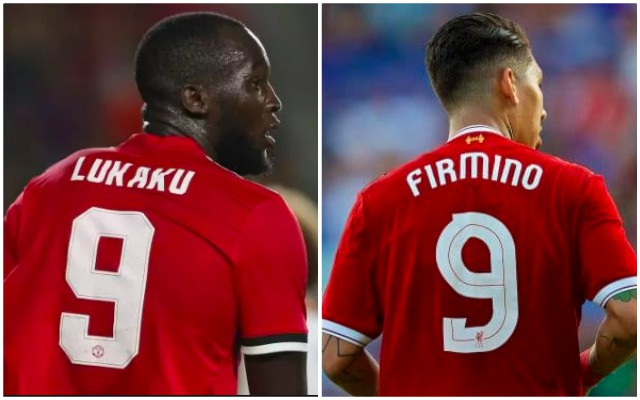 Roberto Firmino's season heatmap is a joke – especially compared to Lukaku