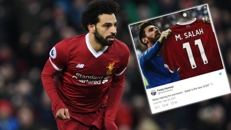 Insane Mo Salah stat suggests he's not a clinical finisher…