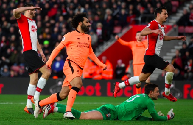 (Video) Firmino with 'Assist of the season' as Salah bags 29th of campaign