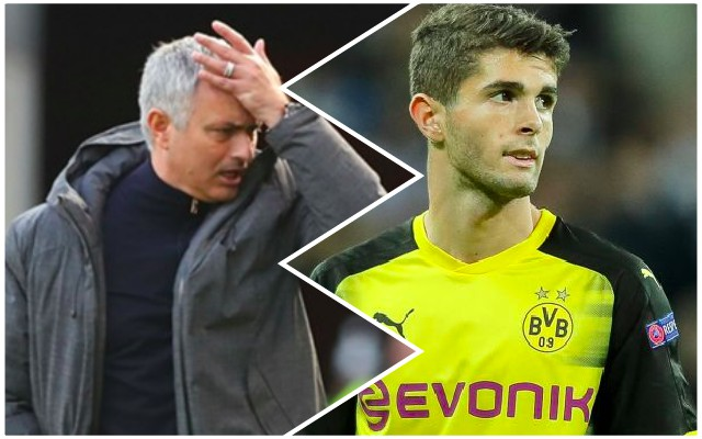 LFC fans will love what Christian Pulisic advisor has said about Man. United