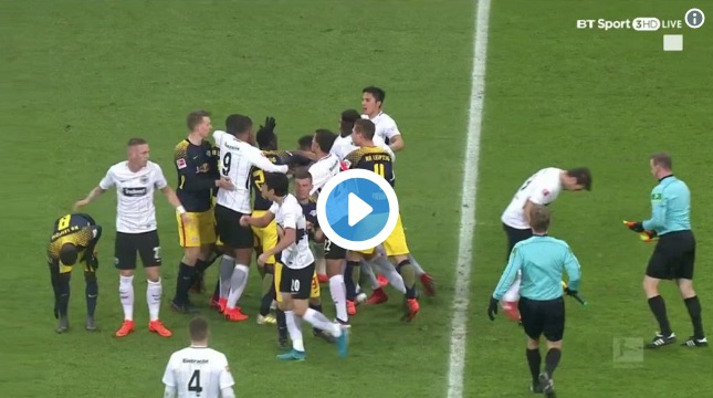 Watch Naby Keita sparking carnage for Rb last night… Premier League watch out