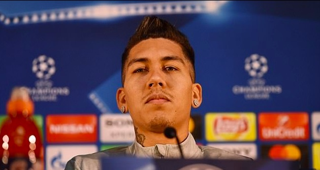 Bullish Bobby Firmino fires threat to FC Porto during presser