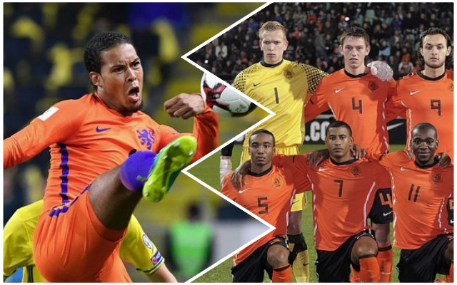 Van Dijk on Dutch captaincy; and Koeman on 'Big Club' Liverpool