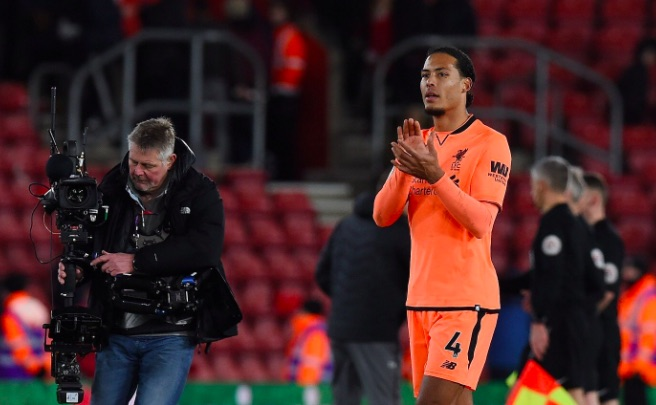 (Video) Van Dijk v Porto proves why Klopp was 'VVD or nothing'