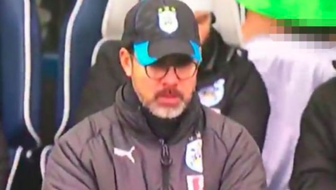 (Video) You won't believe what happens in this David Wagner clip…