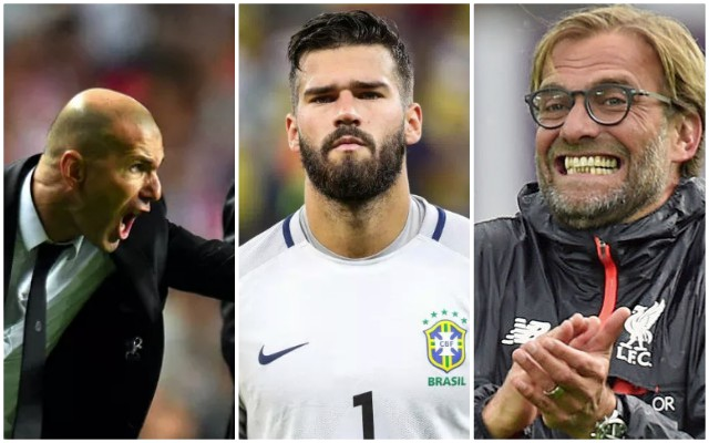 Alisson drops Instagram hint as Di Marzio breaks Liverpool news