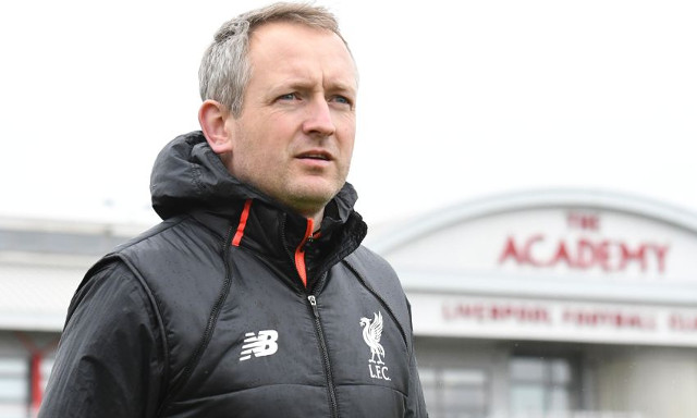 LFC U23 boss Neil Critchley to take charge of Carabao Cup quarter-final – report